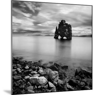 Iceland Dinosaur-Nina Papiorek-Mounted Photographic Print