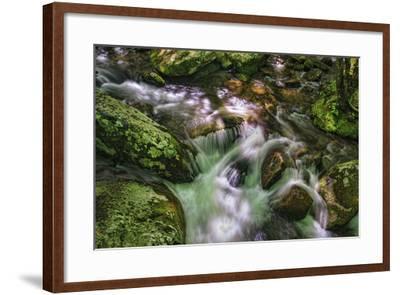 Near Jim Bales Cabin-Bob Rouse-Framed Photographic Print