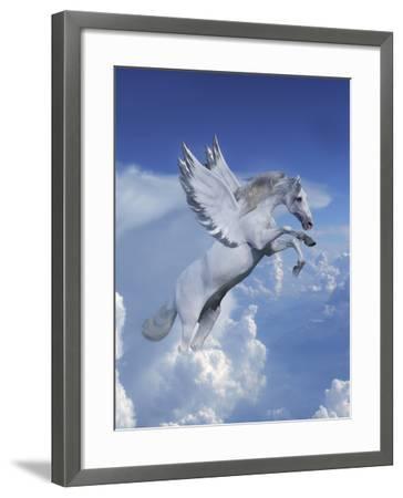 Fantasy Horses 20-Bob Langrish-Framed Photographic Print