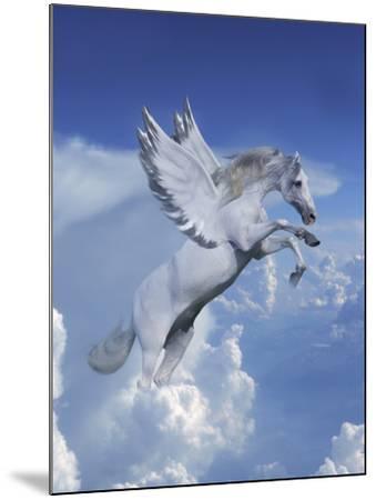 Fantasy Horses 20-Bob Langrish-Mounted Photographic Print