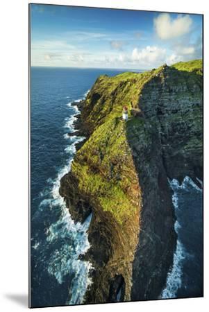 Makapu'u Lighthouse-Cameron Brooks-Mounted Photographic Print