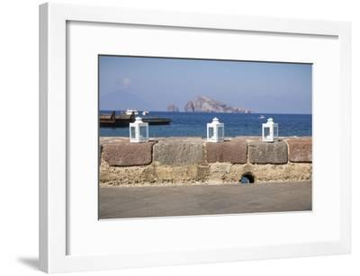 Three Lamps-Giuseppe Torre-Framed Photographic Print