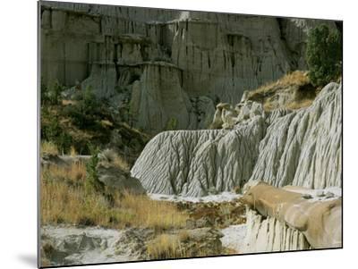Theodore Roosevelt National Park-Gordon Semmens-Mounted Photographic Print