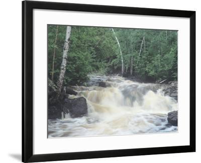 Lake Superior 09-Gordon Semmens-Framed Photographic Print