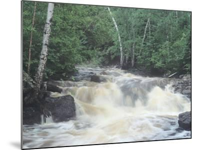 Lake Superior 09-Gordon Semmens-Mounted Photographic Print