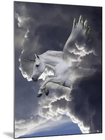 Unicorn 62-Bob Langrish-Mounted Photographic Print