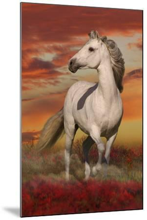 Fantasy Horses 38-Bob Langrish-Mounted Photographic Print