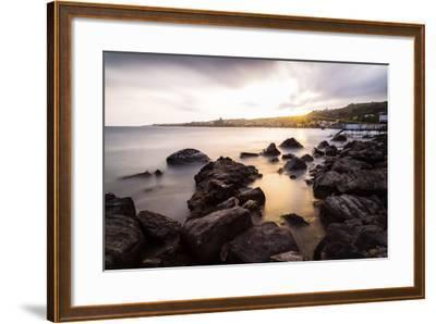The Golden Light-Giuseppe Torre-Framed Photographic Print