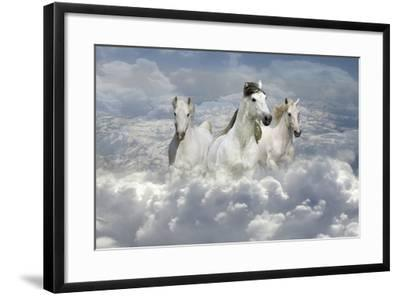 Fantasy Horses 41-Bob Langrish-Framed Photographic Print