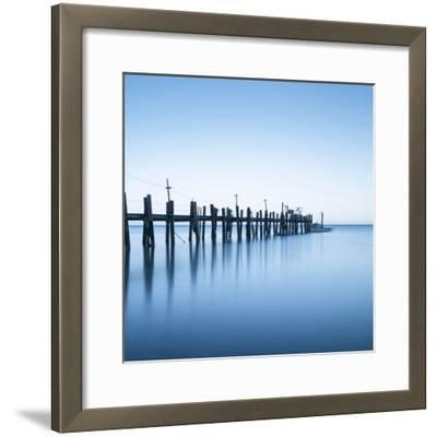 China Camp Pano 2 of 3-Moises Levy-Framed Photographic Print