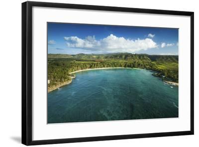 Kawela Bay-Cameron Brooks-Framed Photographic Print