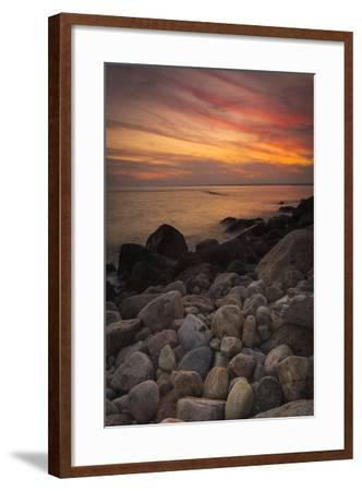 The Show-Eye Of The Mind Photography-Framed Photographic Print