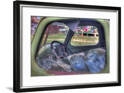 Window-Bob Rouse-Framed Photographic Print