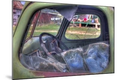 Window-Bob Rouse-Mounted Photographic Print