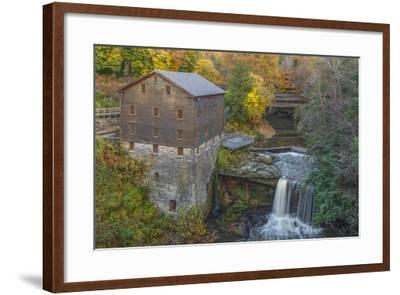 Lanterman's Mill-Galloimages Online-Framed Photographic Print