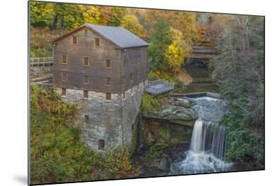 Lanterman's Mill-Galloimages Online-Mounted Photographic Print