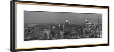 Gotham City 8-2-Moises Levy-Framed Photographic Print