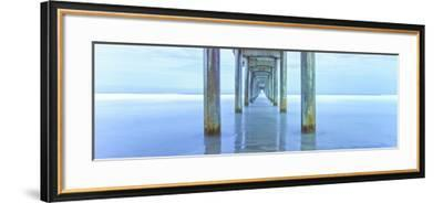 Sea Door Pano-Moises Levy-Framed Photographic Print
