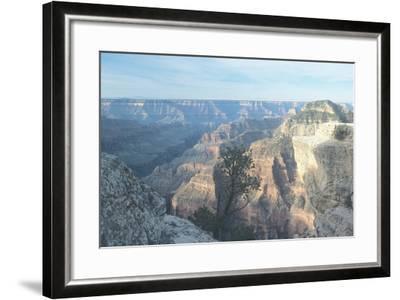 Grand Canyon 05-Gordon Semmens-Framed Photographic Print