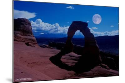 Arches-Gordon Semmens-Mounted Photographic Print