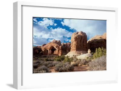 Arches-Gordon Semmens-Framed Photographic Print