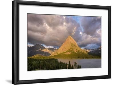 Light on the Point-Michael Blanchette-Framed Photographic Print