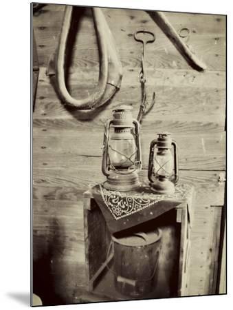 Barns 1516-Jeff Rasche-Mounted Photographic Print