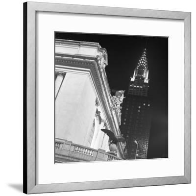 New York 003-Moises Levy-Framed Photographic Print
