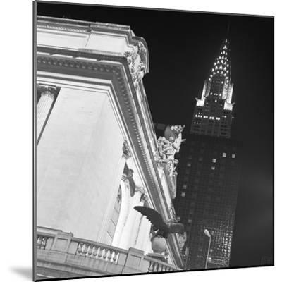 New York 003-Moises Levy-Mounted Photographic Print