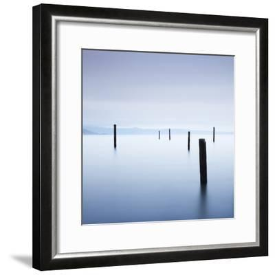 Postes En Sausalito-Moises Levy-Framed Photographic Print
