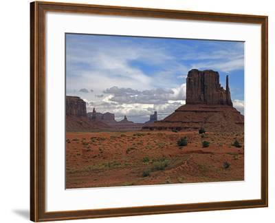 Monument Valley II-J.D. Mcfarlan-Framed Photographic Print