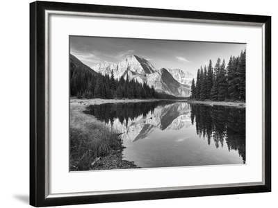 Glacier 16-Gordon Semmens-Framed Photographic Print