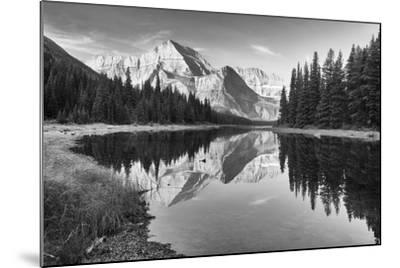 Glacier 16-Gordon Semmens-Mounted Photographic Print