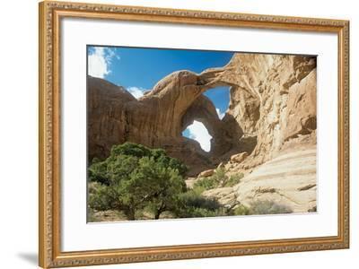 P - Arches-Gordon Semmens-Framed Photographic Print