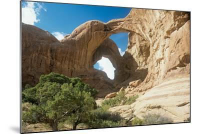 P - Arches-Gordon Semmens-Mounted Photographic Print