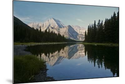 Glacier Z-Gordon Semmens-Mounted Photographic Print