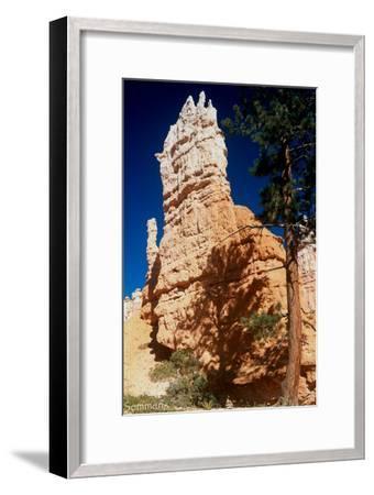 Bryce Canyon-Gordon Semmens-Framed Photographic Print