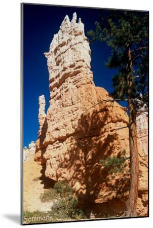Bryce Canyon-Gordon Semmens-Mounted Photographic Print