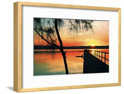 Once Upon an Evening-Incredi-Framed Photographic Print