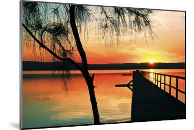 Once Upon an Evening-Incredi-Mounted Photographic Print