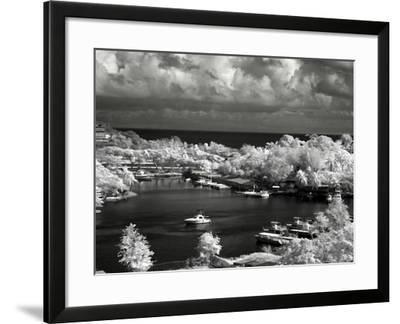 St. Lucia-J.D. Mcfarlan-Framed Photographic Print