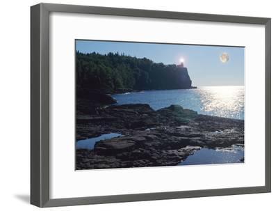 Lake Superior 13-Gordon Semmens-Framed Photographic Print