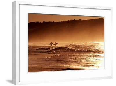 Orange Day-Incredi-Framed Photographic Print