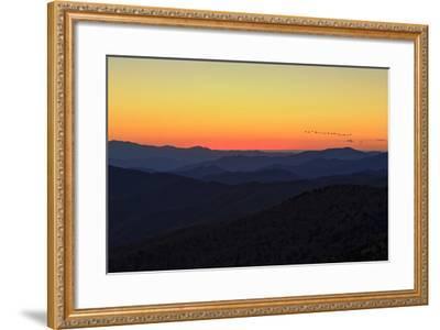 Sunset-Galloimages Online-Framed Photographic Print