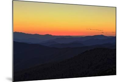 Sunset-Galloimages Online-Mounted Photographic Print