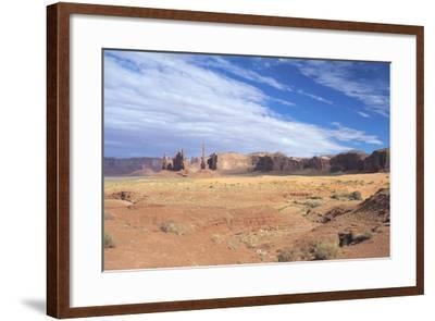 Monument Valley 10-Gordon Semmens-Framed Photographic Print