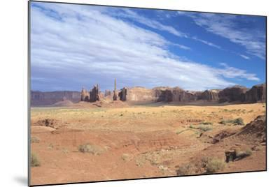 Monument Valley 10-Gordon Semmens-Mounted Photographic Print