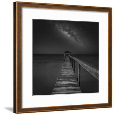 Milky Way in Florida 2-Moises Levy-Framed Photographic Print