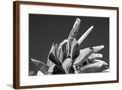 Sky Boats-Moises Levy-Framed Photographic Print
