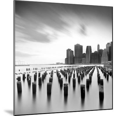 Mahattan Skyline 2-Moises Levy-Mounted Photographic Print